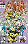 Alpha Flight Special #1
