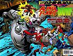 Alpha Flight & Inhumans '98
