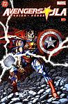 Avengers vs. JLA #4 by rplass in JLA / Avengers