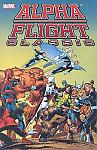Alpha Flight Classic Volume 1