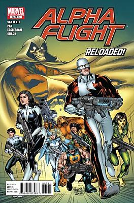 Alpha Flight v4 #5
