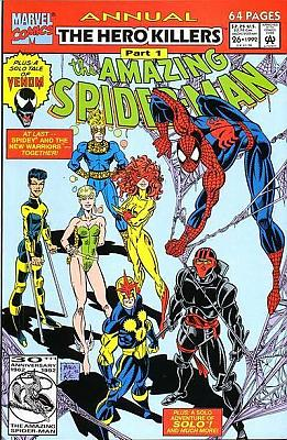 Amazing Spider-Man Annual #26 (1992)