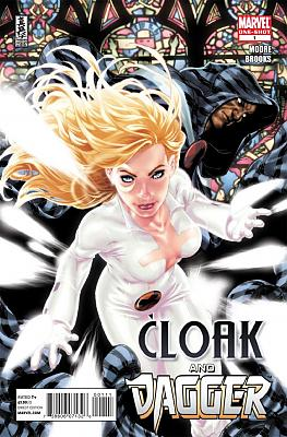 Cloak and Dagger #1