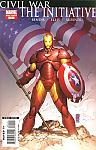 Civil War: The Initiative #1