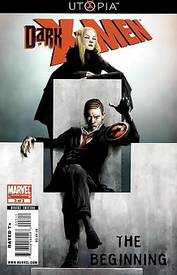 Dark X-Men: The Beginning #3