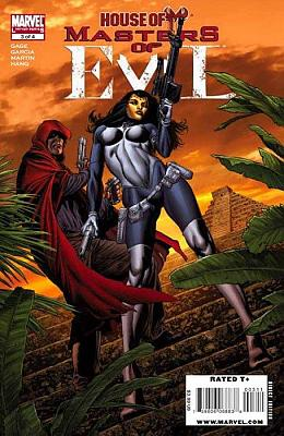 House of M: Masters of Evil #3