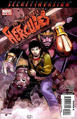 Incredible Hercules #119