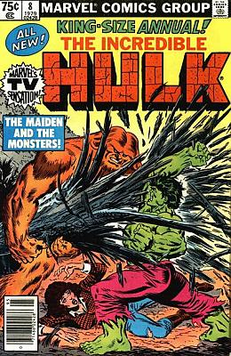 Incredible Hulk Annual #8 (1979)