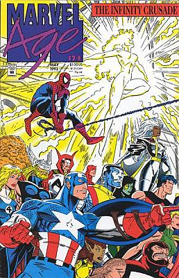 Marvel Age #124