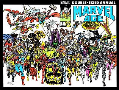 Marvel Age Annual #1 (1985)