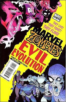 Marvel Zombies: Evil Evolution #1
