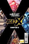New Mutants #22 - Second Printing