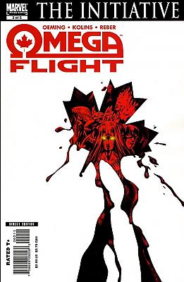 Omega Flight #2