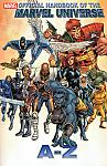 Official Handbook of the Marvel Universe A-Z TPB #1