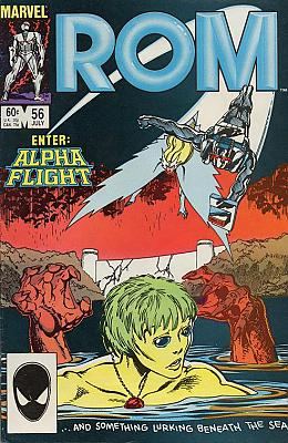 ROM: Spaceknight #56
