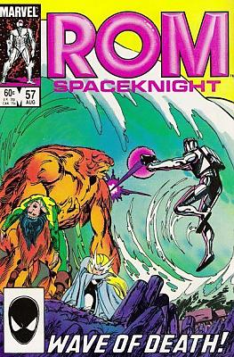 ROM: Spaceknight #57