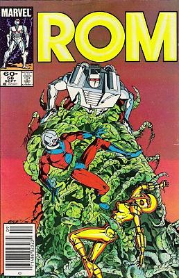 ROM: Spaceknight #58