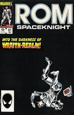 ROM: Spaceknight #61