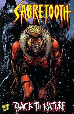 Sabretooth Back to Nature GN