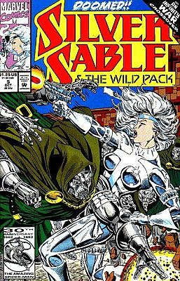 Silver Sable & The Wild Pack #5