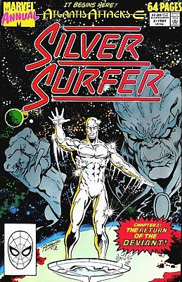 Silver Surfer Annual #2 (1989)