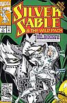 Silver Sable & The Wild Pack #4