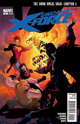 Uncanny X-Force #11