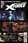 Uncanny X-Force #11 - Second Printing