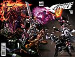 Uncanny X-Force #11 - Wraparound Variant