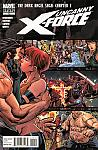 Uncanny X-Force #12 - Second Printing