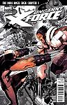 Uncanny X-Force #13 - Bachalo variant