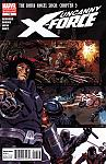 Uncanny X-Force #13 - Second Printing