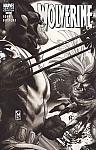 Wolverine v2 #54 - Black and White Variant