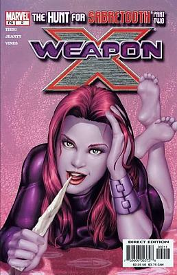 Weapon X #02