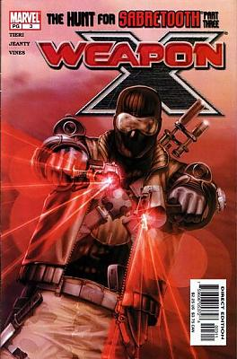 Weapon X #03