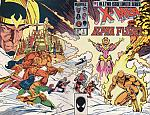 X-Men & Alpha Flight #1