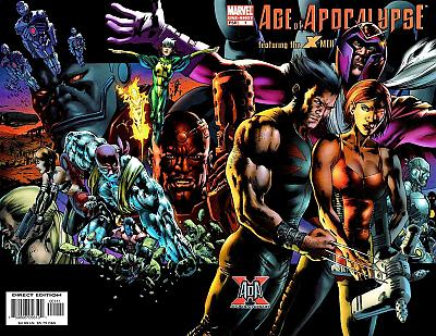 X-Men Age of Apocalypse One-Shot