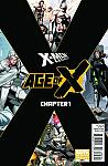 X-Men Legacy #245 - Second Printing
