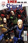 X-Men: Schism #2 - Second Printing